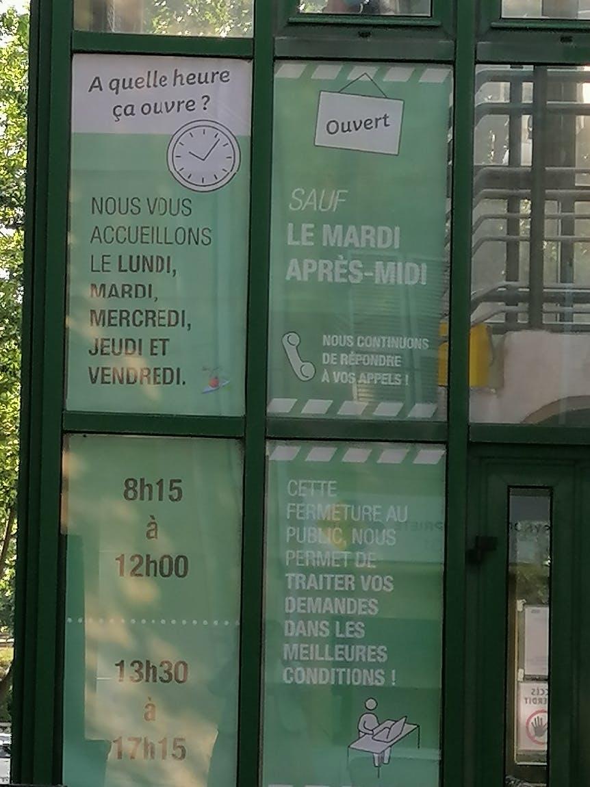 Flassans-sur-Issole prototype changement horaires de la mairie