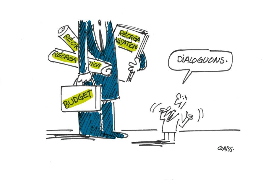 Dialoguons
