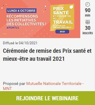 inscription webinaire PSMT 2021