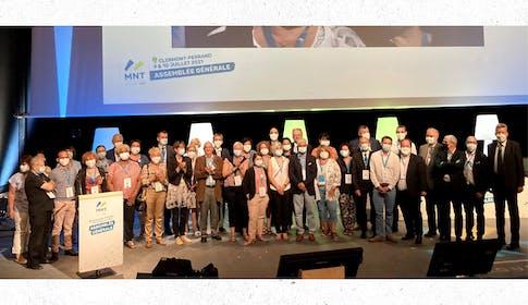 AG MNT 2021 à Clermont-Ferrand conseil d'administration