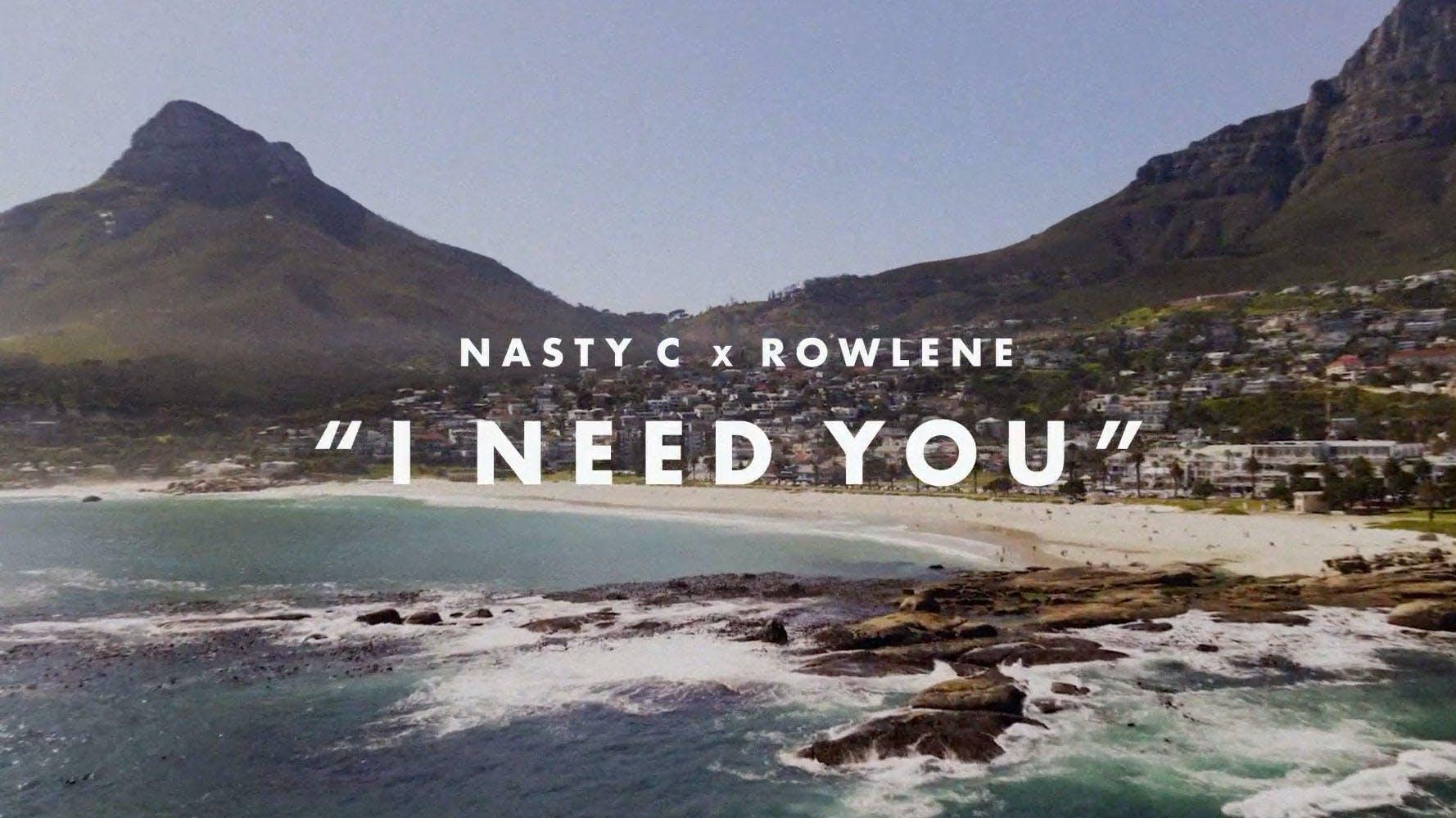 "Lyric Video ""I Need You"""
