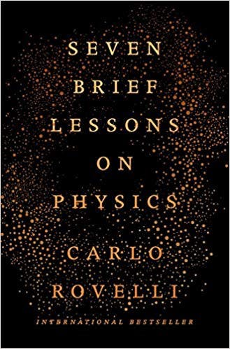 Cover of Seven Brief Lessons on Physics