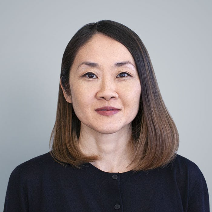 Tae Sayama, VP of Digital Experience