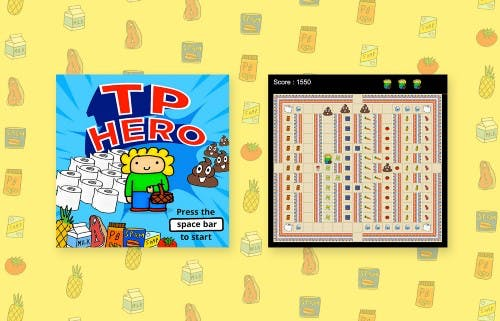 TP hero game