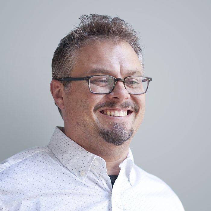 Sonny Fitzsimonds, Director of Product Management