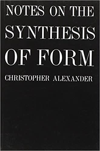 Cover of Notes on the Synthesis of Form