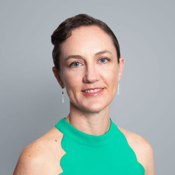 Kristina Vogel, Chief Operating Officer