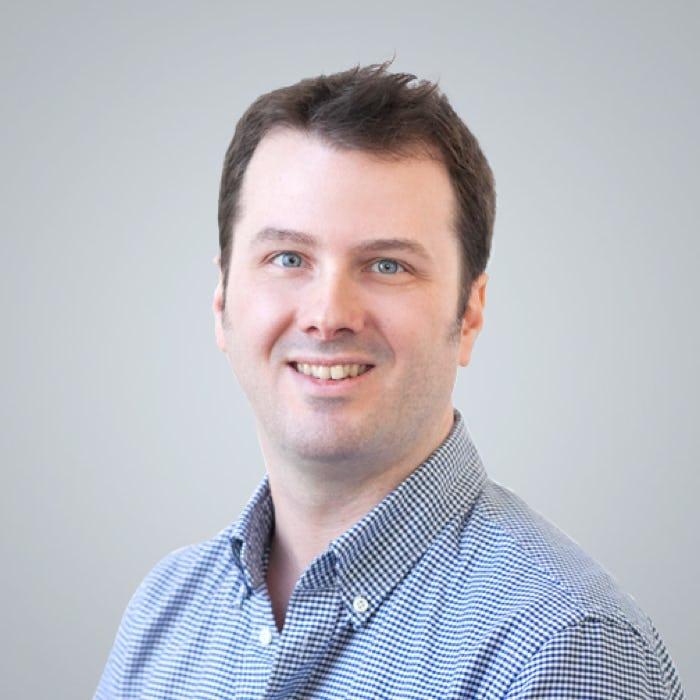 Tom Foley, VP of Digital Experience