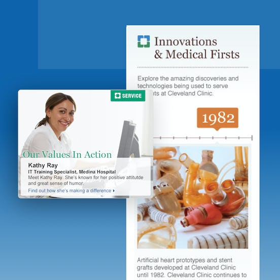 Cleveland Clinic adds