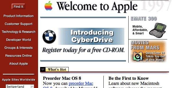 Apple c. 1997