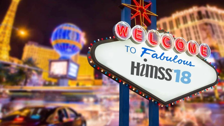 a Las Vegas billboard that says