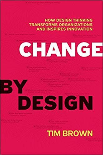 Cover of Change by Design