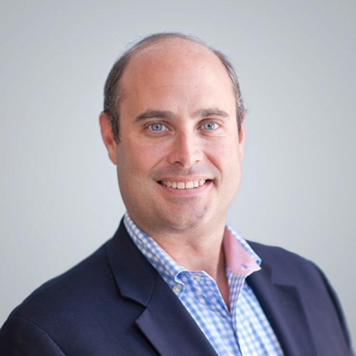 Michael Stineman, SVP Client Services