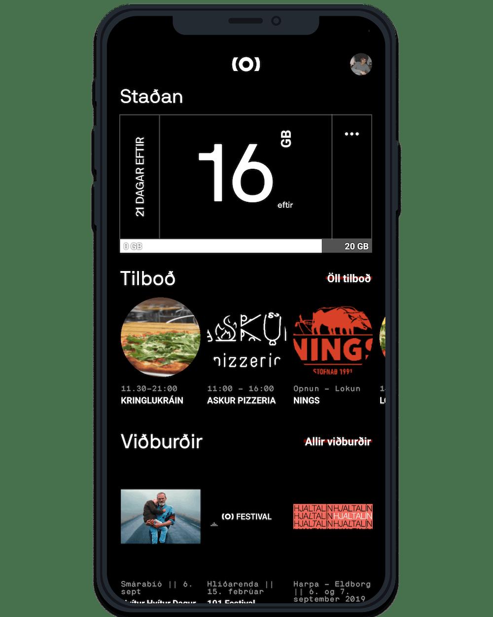 Mojo Software | 101 Sambandið App Image
