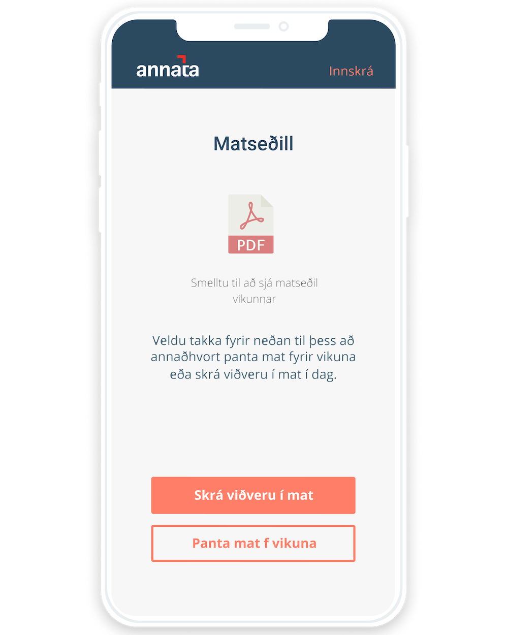 Annata Web Application Mobile Friendly | Mojo Software