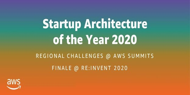 MONEI Selected for the AWS Startup Architecture of the Year Challenge