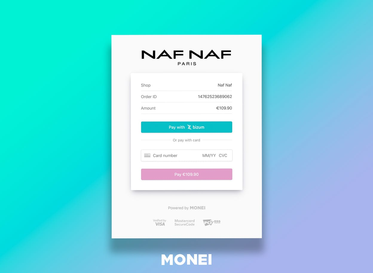 Customize Your E-commerce Checkout Page with MONEI