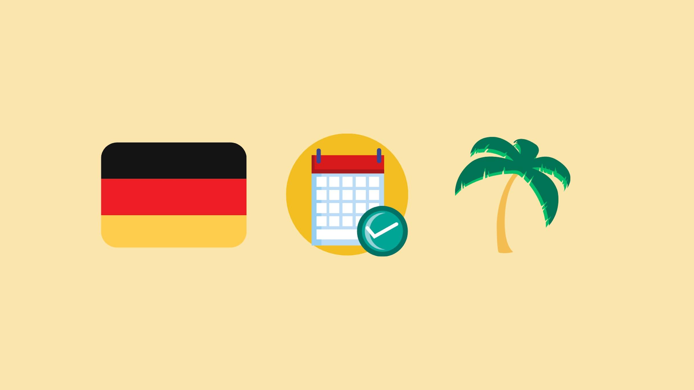 Württemberg święta 2021 baden w niemczech Dni wolne