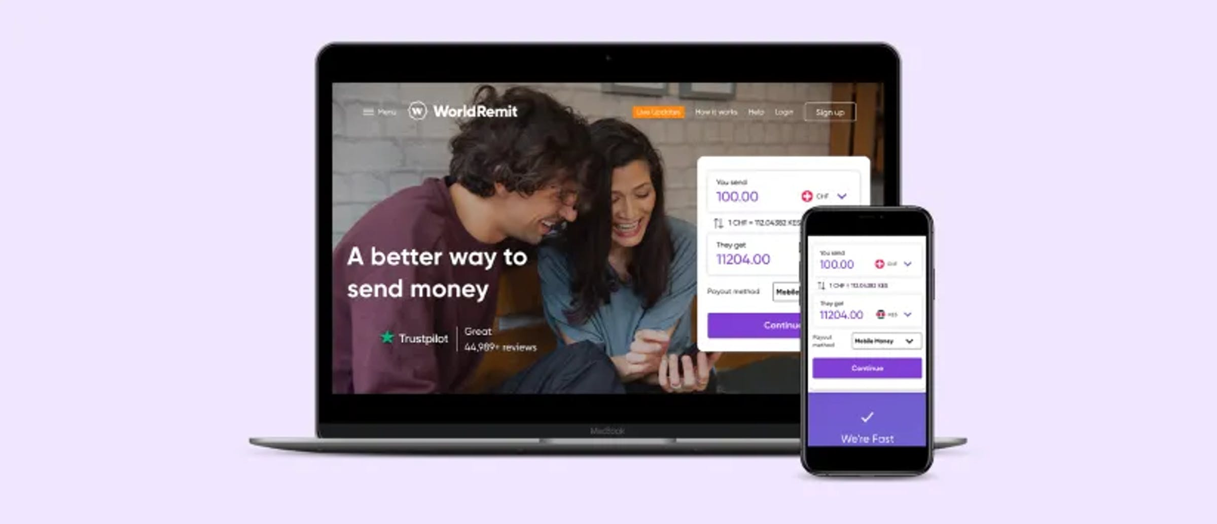 WorldRemit Review by Monito