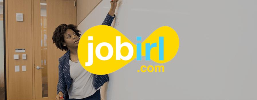 logo jobIRL