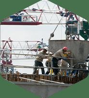 Gestão logística dos locais de construção