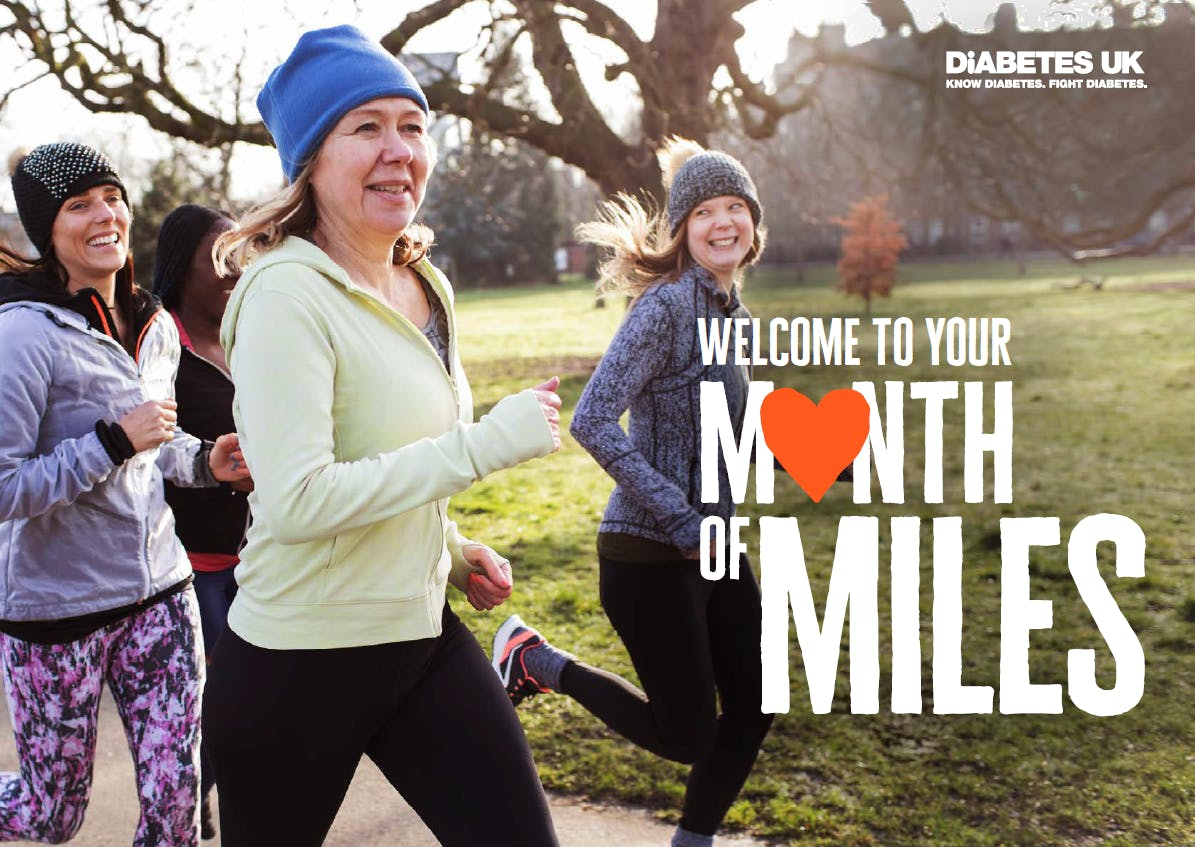 Your Month of Miles Guide