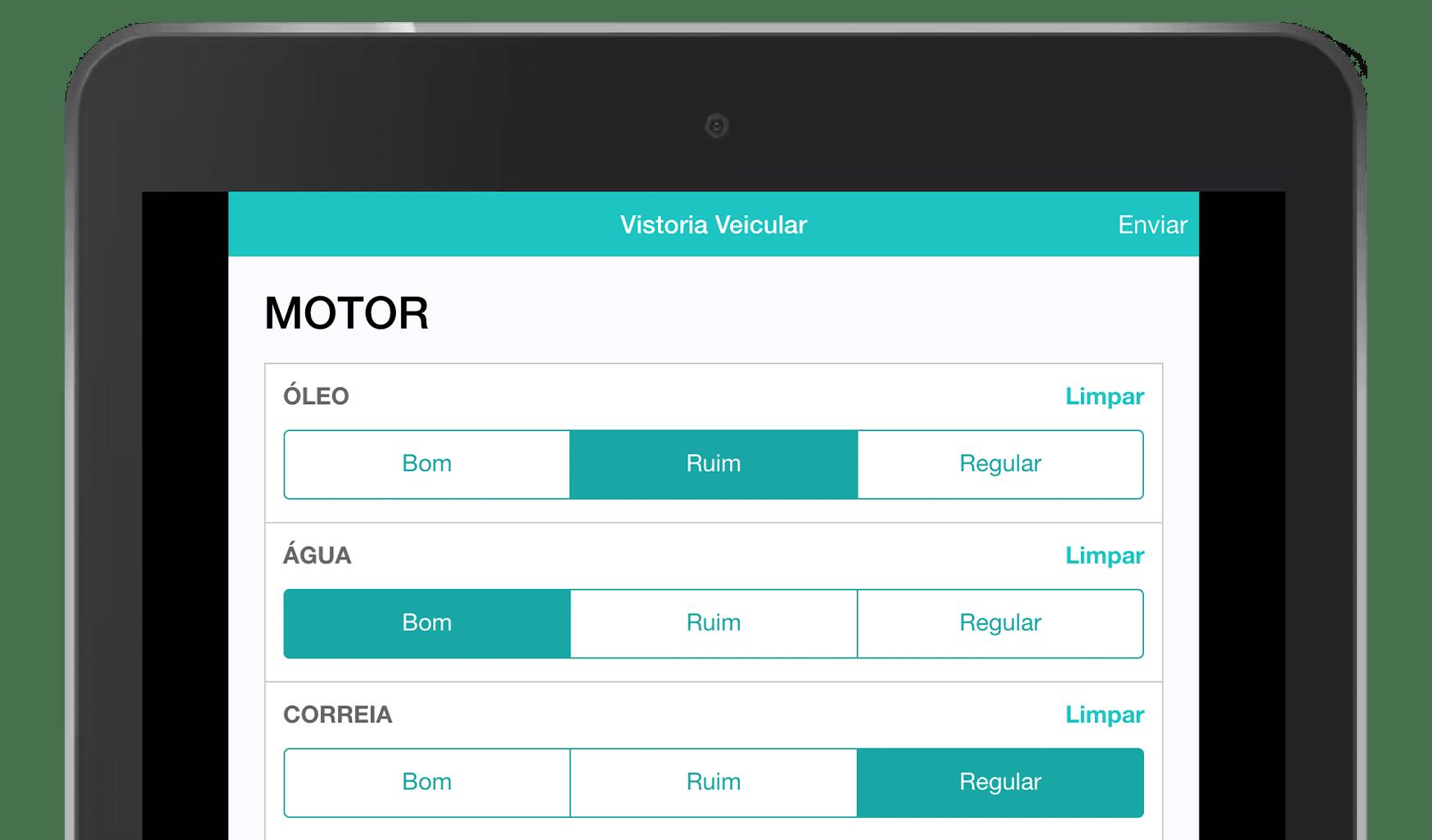 MoreApp Vistoria Veicular App
