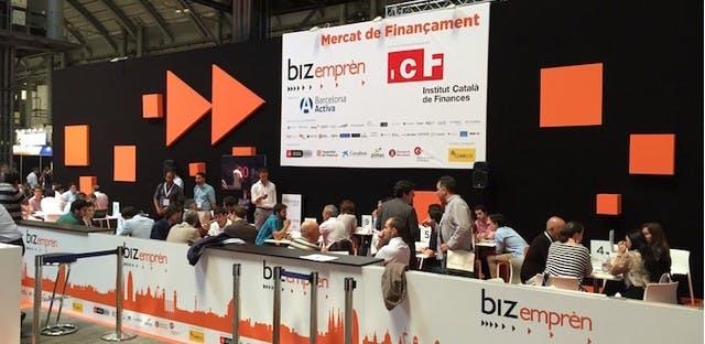 'Mercat de Finançament' at BizBarcelona