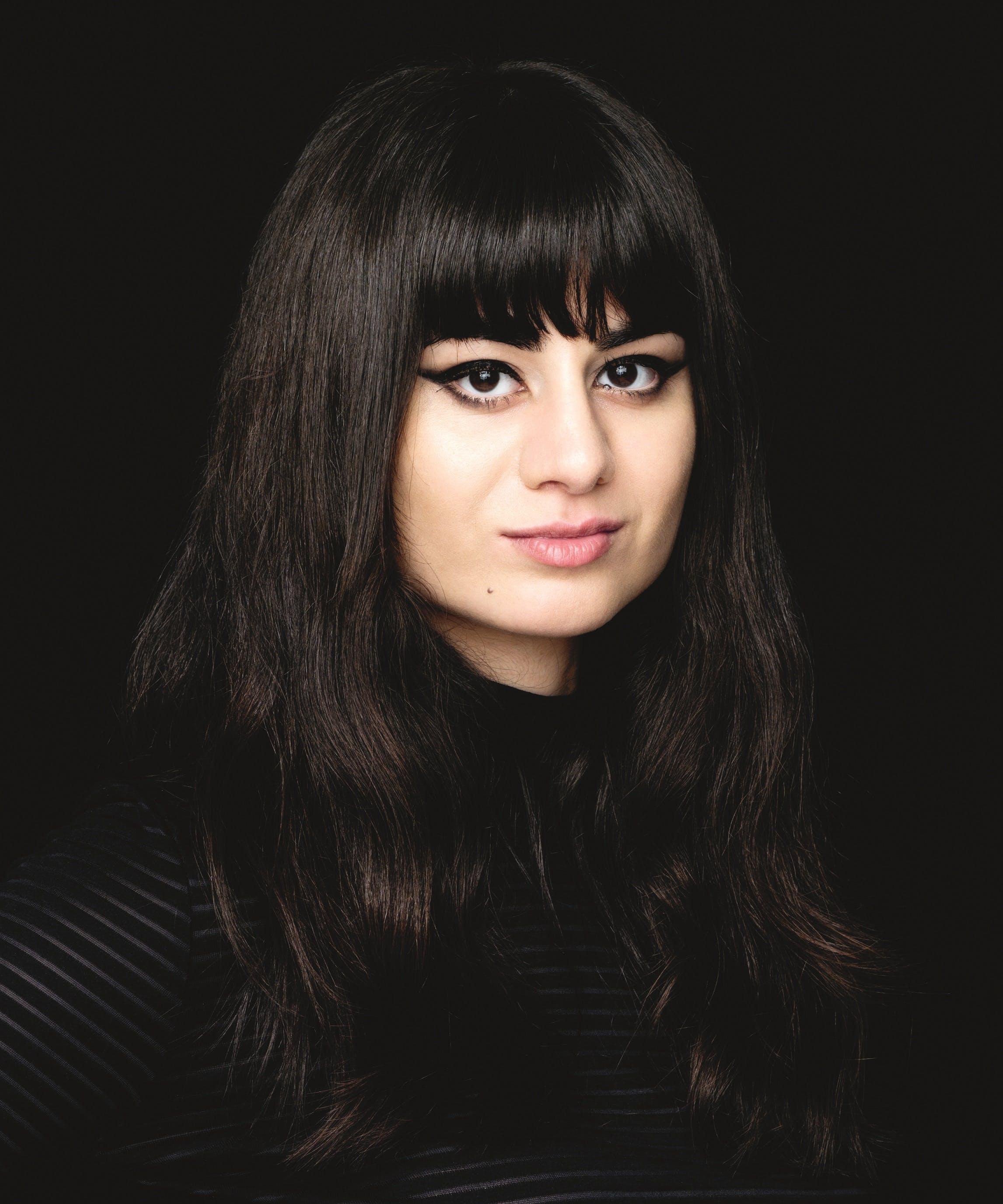 Filmemacherin und Künstlerin Kurdwin Ayub