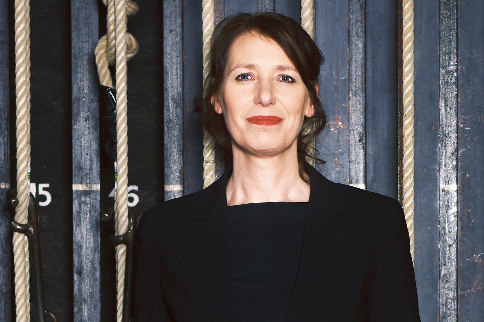 Intendantin Marie Rötzer