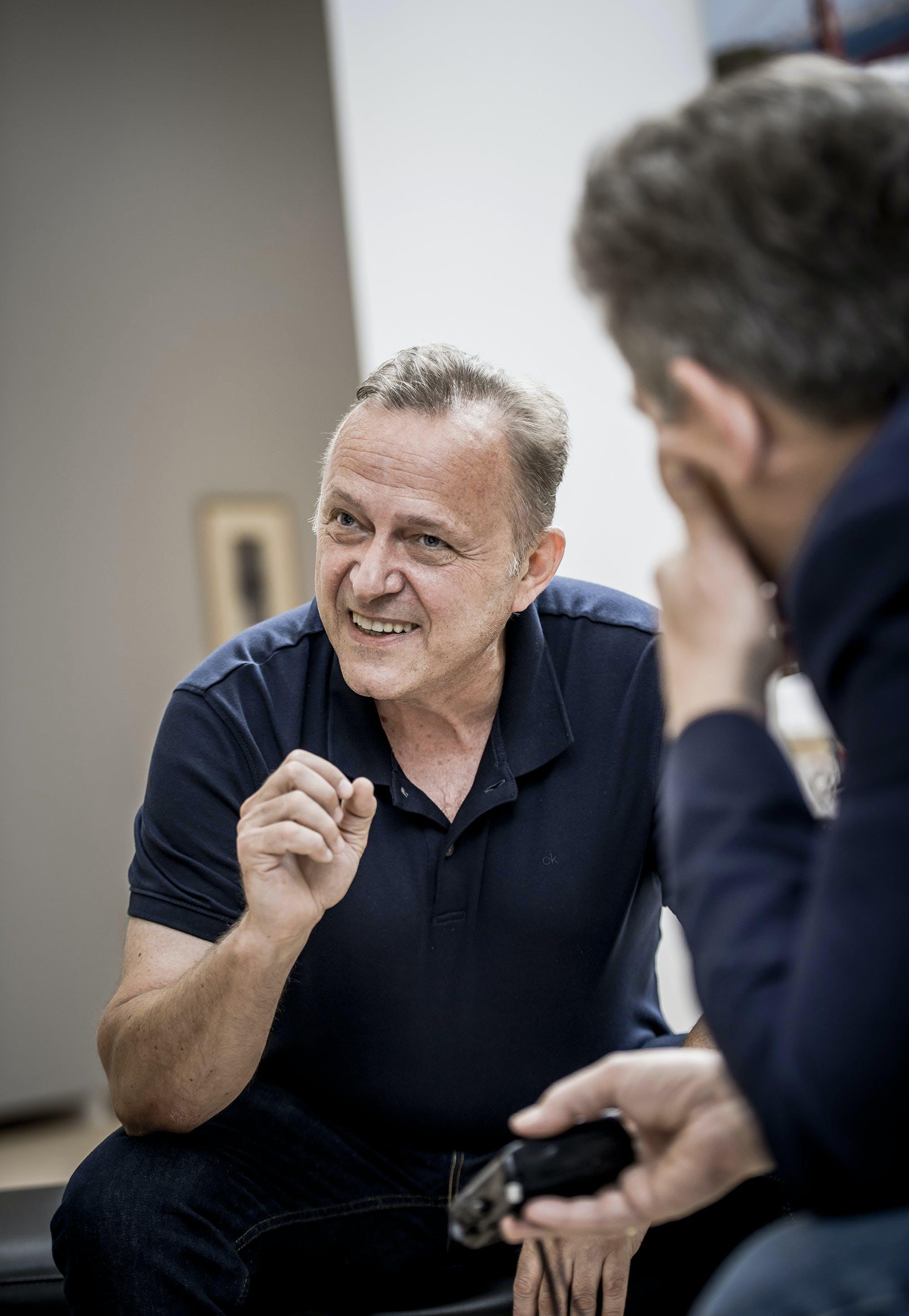Christian Bauer, Direktor der Landesgalerie Niederösterreich
