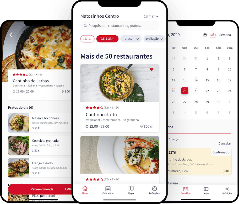 take-eat mobile app