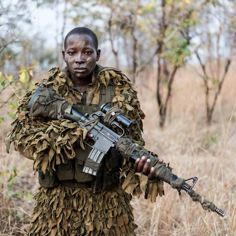In Zimbabwe, an all-female team of rangers called the Akashinga protect the Phundundu Wildlife area from criminals