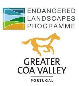 Endangered Landscapes Programme Logo and Greater Coa Valley Logo