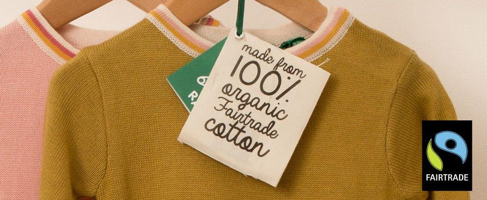 Organic and fair trade clothing