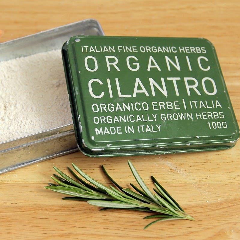 Microbead free, organic toothpaste.