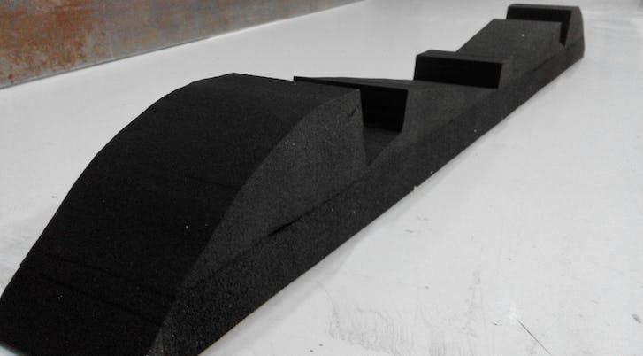 pièce 3D usinage prototype