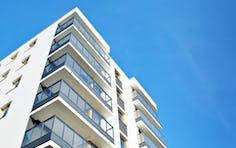 New-build apartments