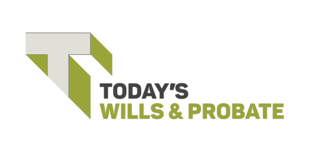 Article from Today's Wills & Probate