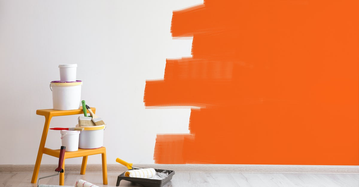 Covering up bright decor with neutral shades is a quick and inexpensive way of boosting your property's value
