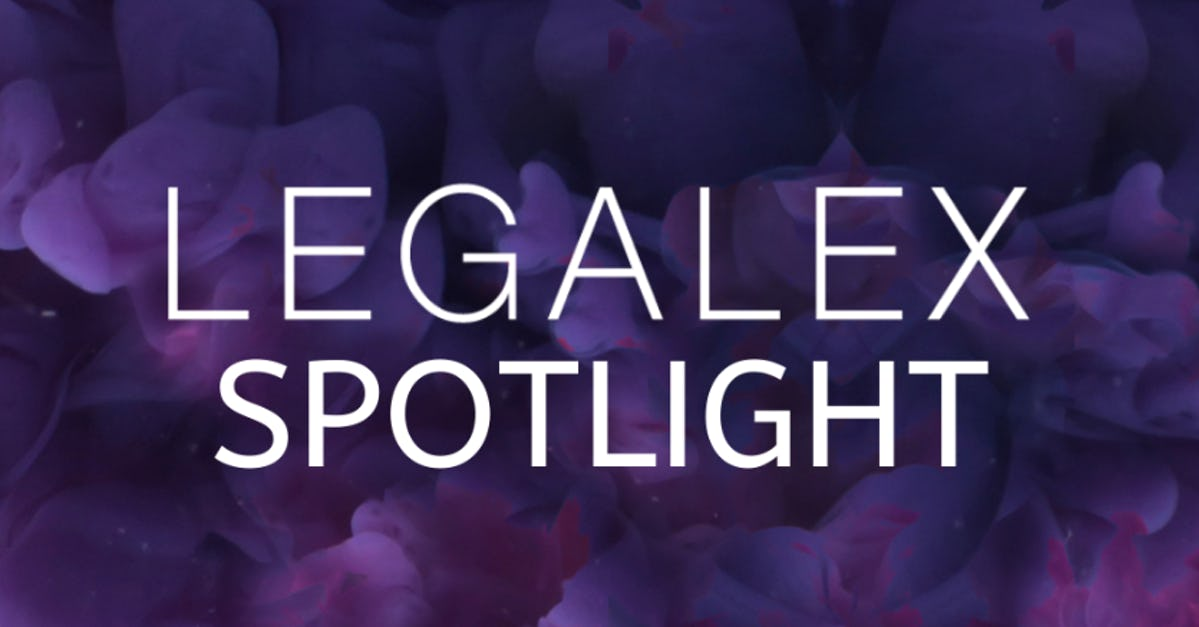 LegalEx Spotlight, 31 March