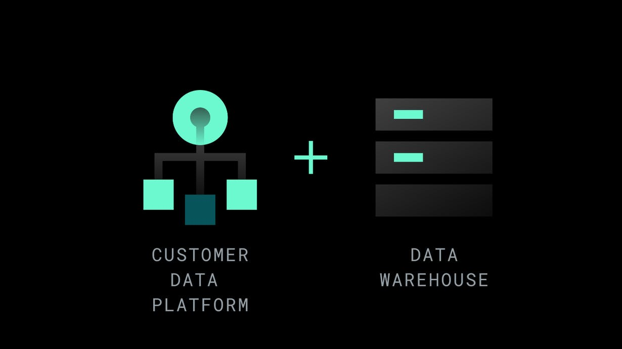 cdp data warehouse