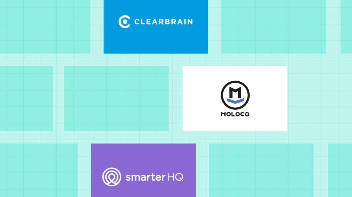 mParticle adds integration partners Clearbrain, Moloco and smarterHQ in May 2018
