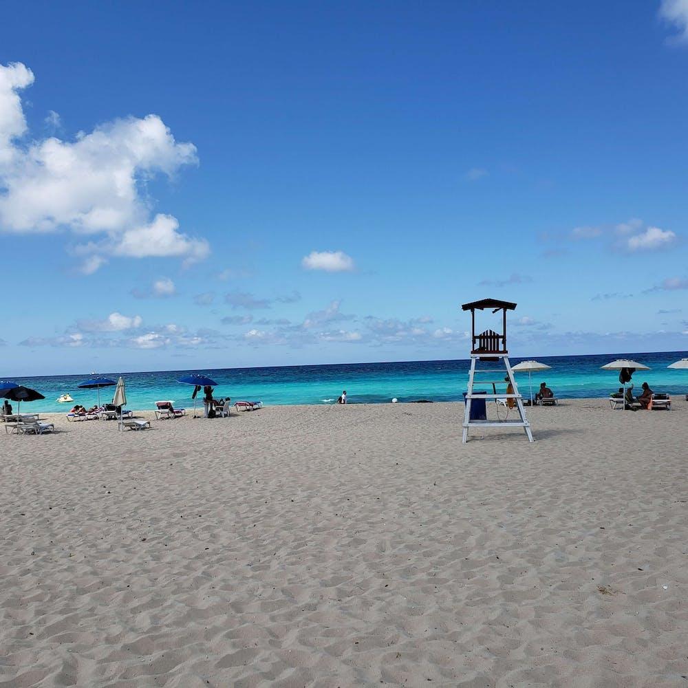 Santa Maria del Mar Beach in Cuba
