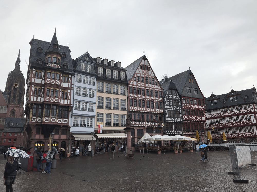 Romer in Frankfurt, Germany