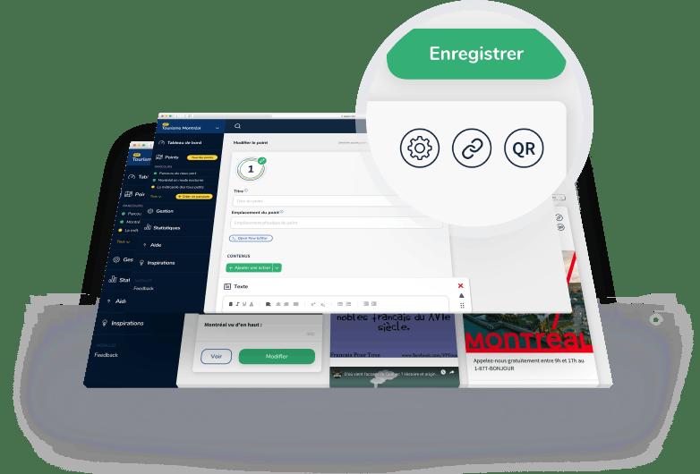 MySmartJourney administrative platform preview