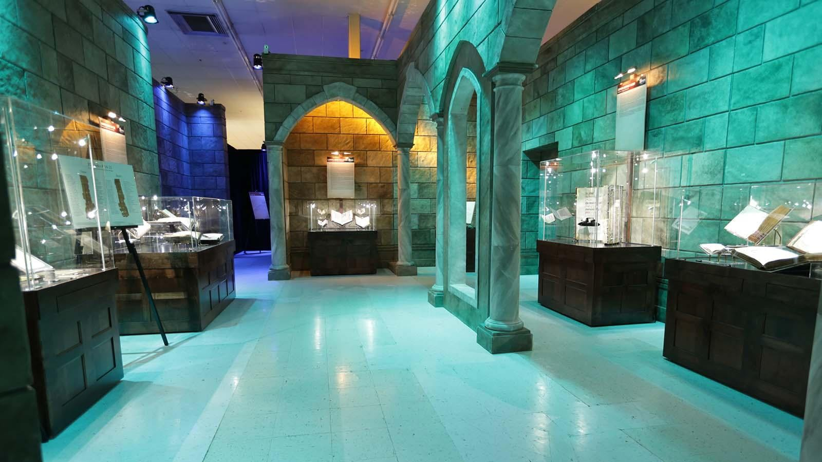 Traveling Exhibitions - Museum of the Bible