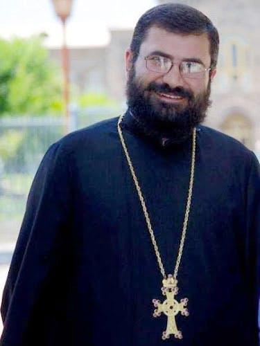 Very Rev. Proto-Archimandrite Shahe Ananyan, PhD