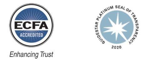 ECFA Guidestar