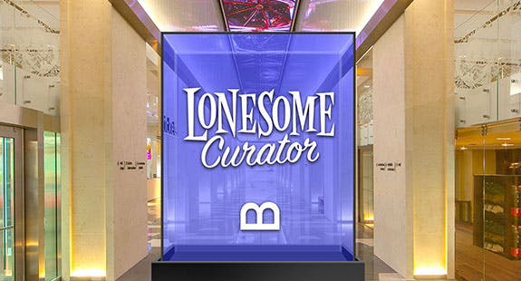 Lonesome Curator - Museum of the Bible